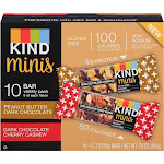 Kind Minis, Variety Pack - 10 pack, 0.7 oz bars