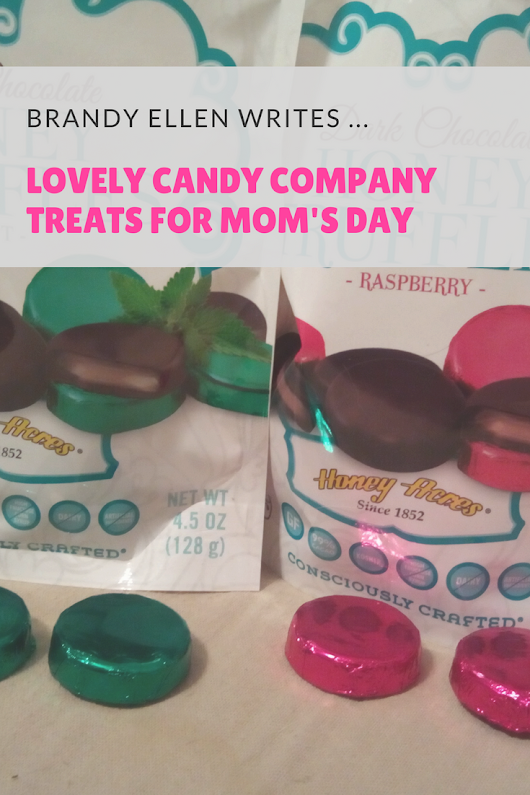 The Lovely Candy Company for Mom's Day Treat