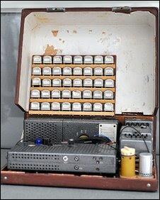 Radio found in Aberystwyth