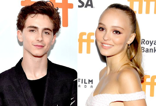 Timothee Chalamet and Lily-Rose Depp Spotted Making Out in NYC Amid Dating Rumors