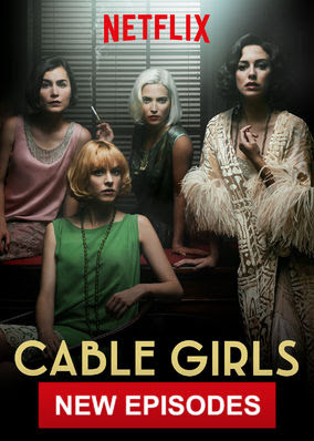Cable Girls - Season 2