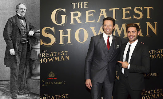 Interview: Barnum Museum Director On 'The Greatest Showman'