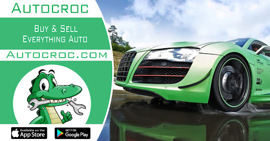 Autocroc - Buy and Sell Everything Auto for Free!