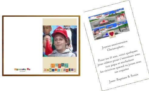 Creer Ta Carte D Anniversaire Gratuite Coleteremelly Blog