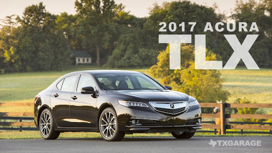 2017 Acura TLX – Let's Build One!