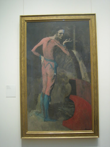 The Actor, 1904-05, Pablo Picasso _8383