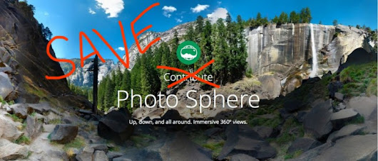 How To Archive Your Google+ Photo Spheres and 360 Imagery :: IVRPA