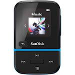 SanDisk - Clip Sport Go 32GB* MP3 Player - Blue