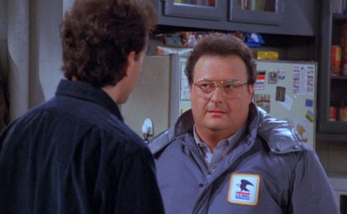 Wayne Knight - Newman - Thank a Mailman Day
