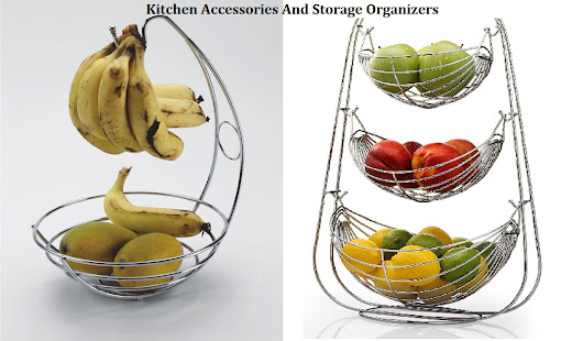 Creatively Designed Kitchen Accessories And Storage Organizers To Achieve The Most Organized Kitchen Ever!