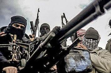 Bertemu Mujahid Indonesia di Suriah...