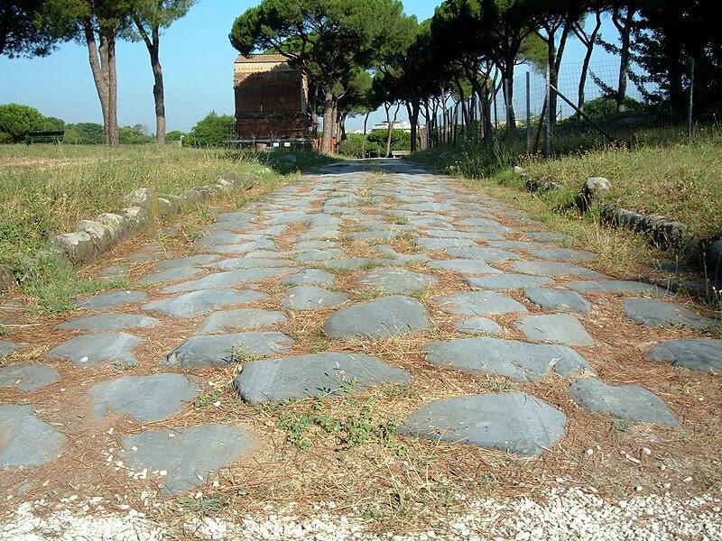 File: Parco Tombe della Via Latina 07.JPG