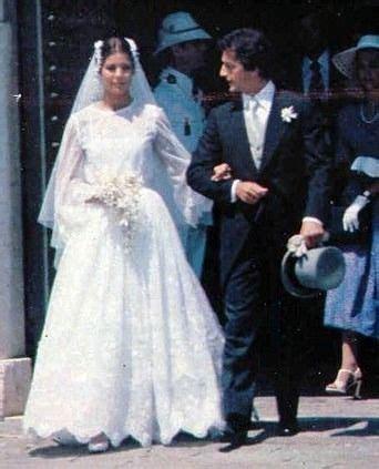 June 29, 1978 she married Phillipe Junot, a Parisian