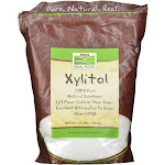 Now Foods Xylitol - 2.5 lb bag