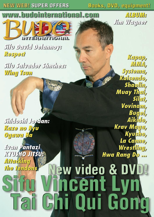 Martial Arts Magazine Budo International 373 – January 2 fortnight – 2019