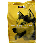 Kirkland Signature Nature's Domain Dog Food, Beef Meal & Sweet Potato - 35 lb bag