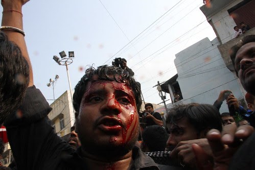 Beneath The Layer Of Blood Lies The Truth Of Ashura And Karbala by firoze shakir photographerno1