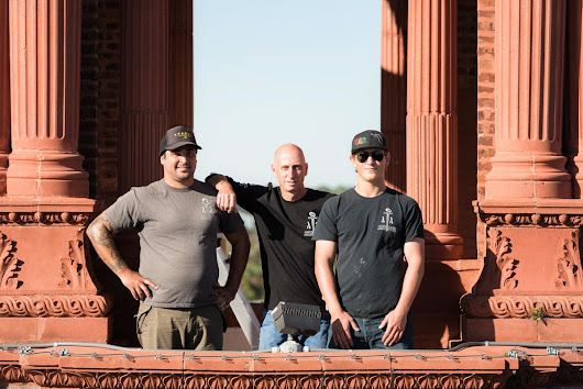 Keepers of the Lights: the Faces behind St. Augustine's Angels in the Architecture