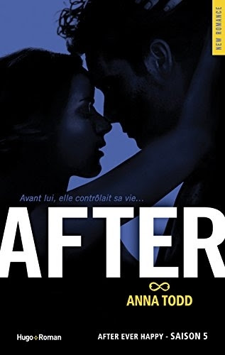 Couverture After, intégrale, saison 5 : After ever happy