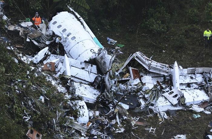 voo da chapecoense tragédia sobrevivente