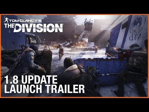 THE DIVISION UPDATE 1.8 GOES LIVE TOMMOROW | Game Nexus