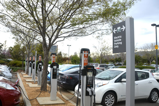 On Eve of Michigan Mobility Conference, a Flurry of EV Charging Activity - The Energy Collective