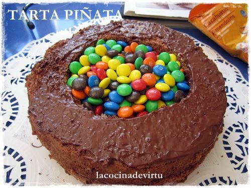 tarta piñata 3