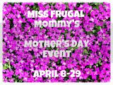Miss Frugal Mommy