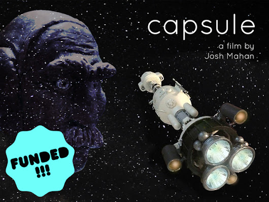 Capsule - A Stop-Motion Sci-Fi Short Film