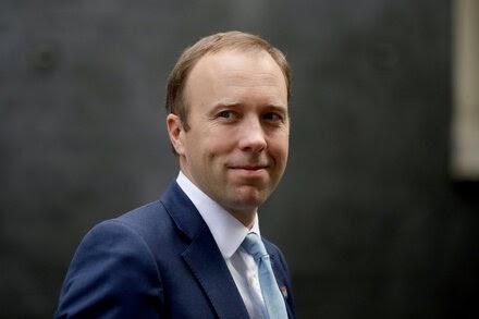 British Health Minister, Matt Hancock, Quits After Social Distancing Furor