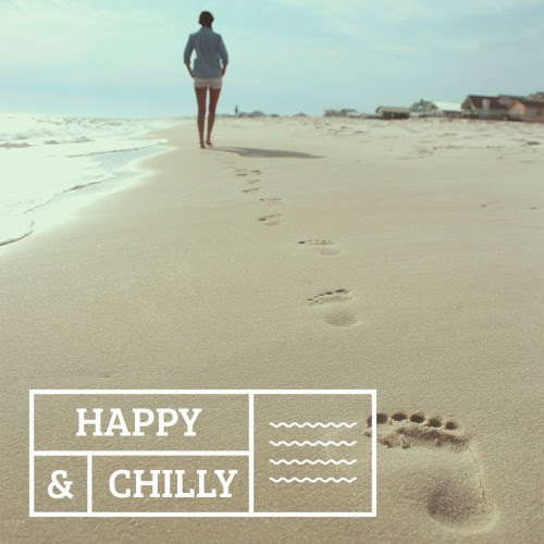Compil 28 - Happy&Chilly by Sandoche