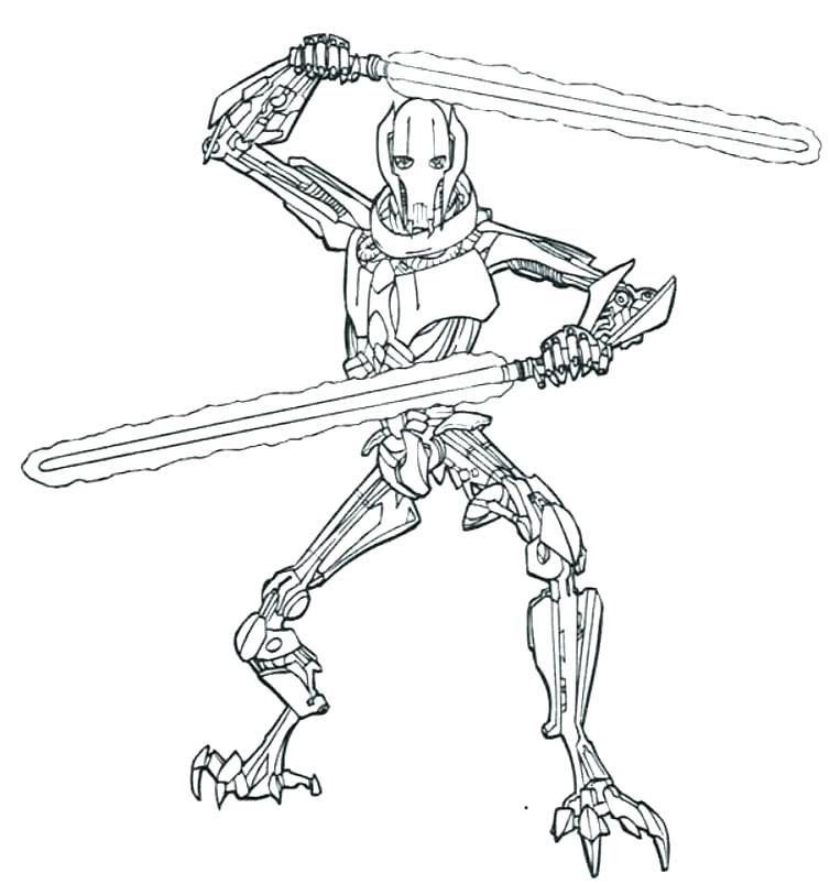 Download Star Wars Droid Coloring Pages at GetColorings.com   Free printable colorings pages to print and ...