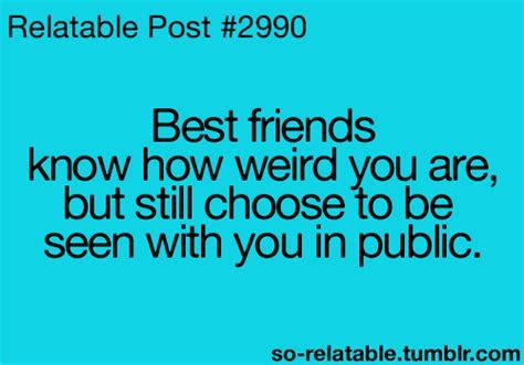 BEST FRIENDS QUOTES FUNNY image quotes at relatably.com