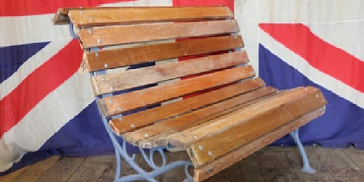 What is Reclaimed Garden Furniture? Types of Reclaimed Furniture