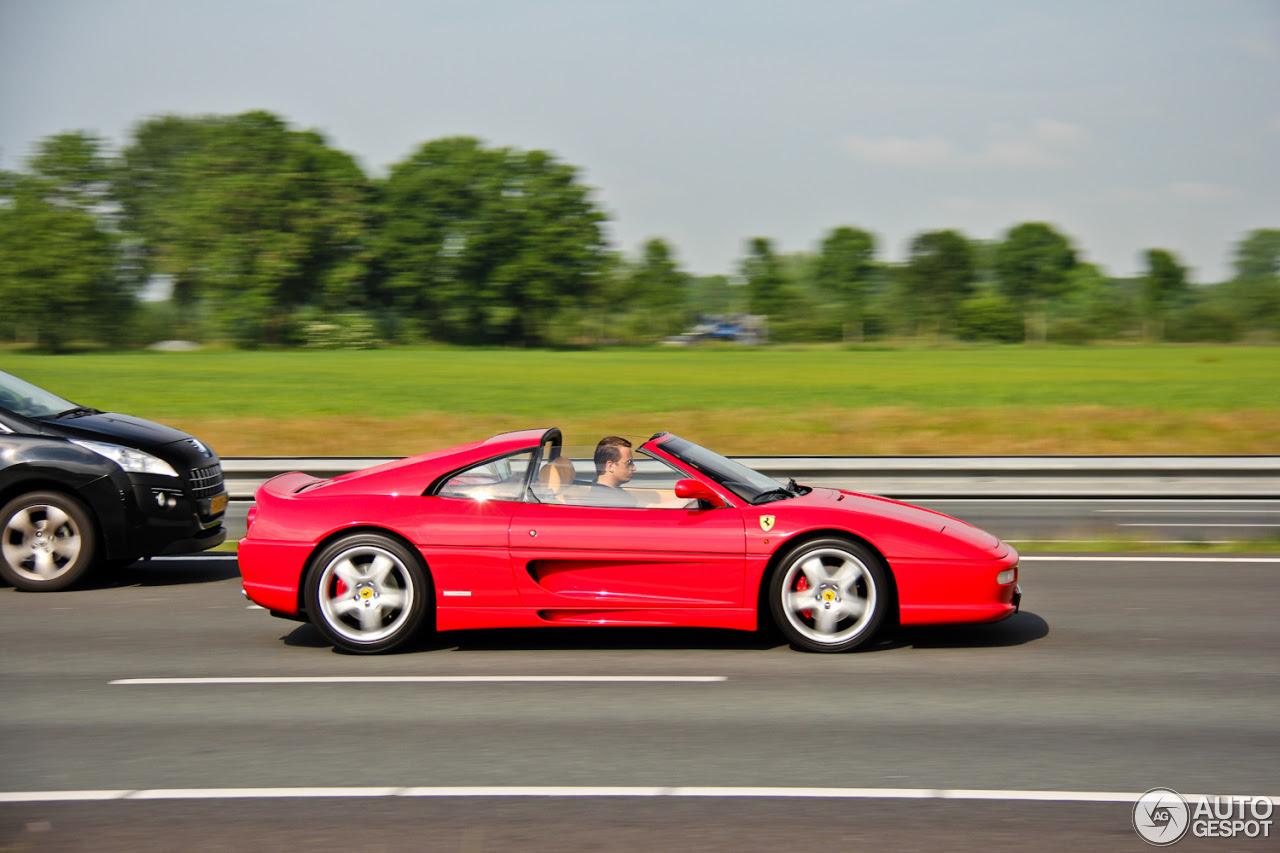 Ferrari F355 GTS  13 June 2014  Autogespot