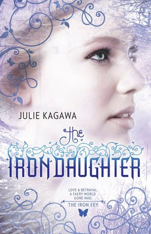 The Iron Daughter (Iron Fey, #2)
