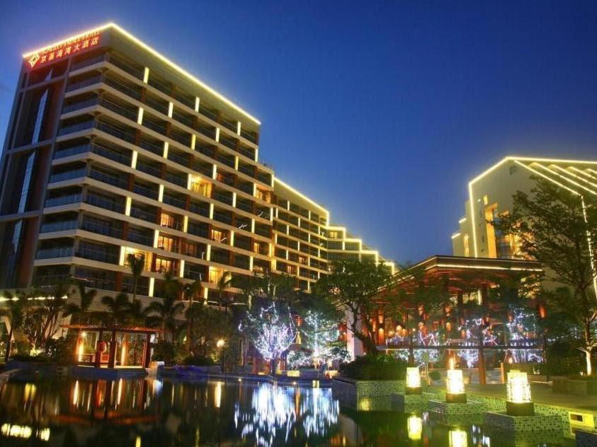 Kingkey Palace Hotel Shenzhen Reviews