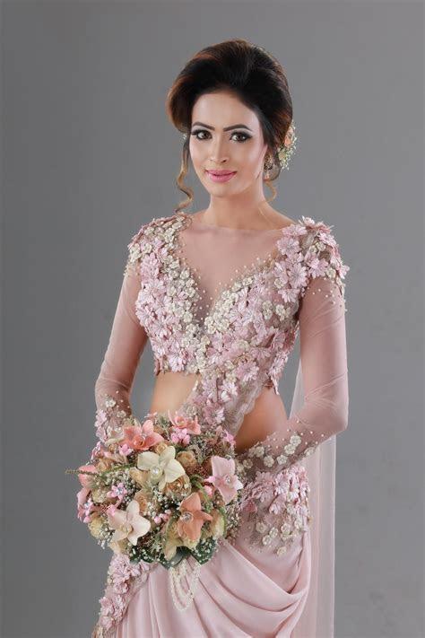 Sri Lankan bride   Saree B?S   Pinterest   Robe été 2017