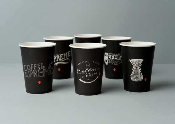 Supreme Coffee Packaging by Hardhat Design