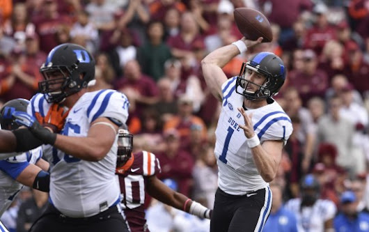Relax Duke Fans, The Quarterback Position Is In Great Shape