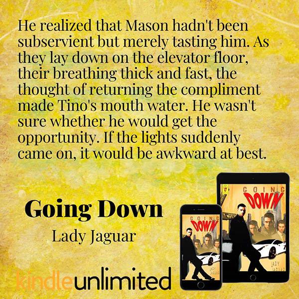 Going Down meme - Lady Jaguar