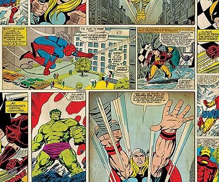 Comic Book Wallpaper