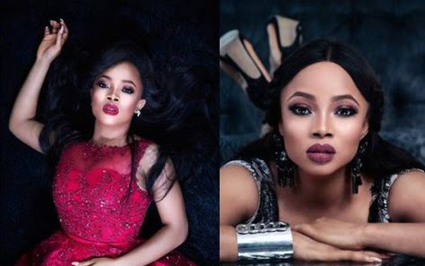 Hot Shots: Toke Makinwa Covers Essays of Africa's Festive Issue