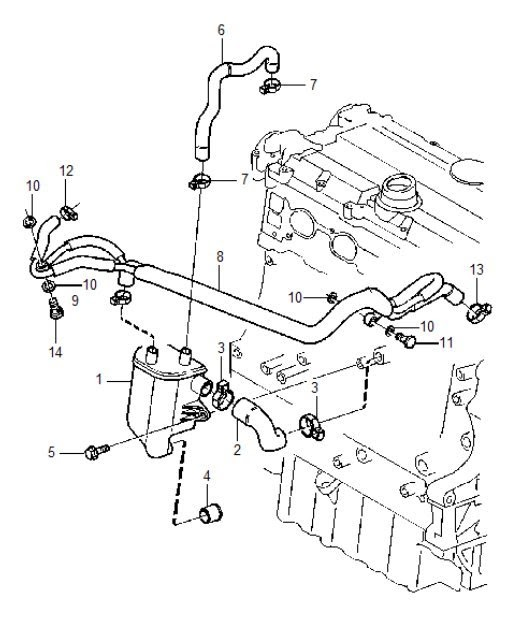 Wiring Diagram: 34 Volvo Pcv System Diagram