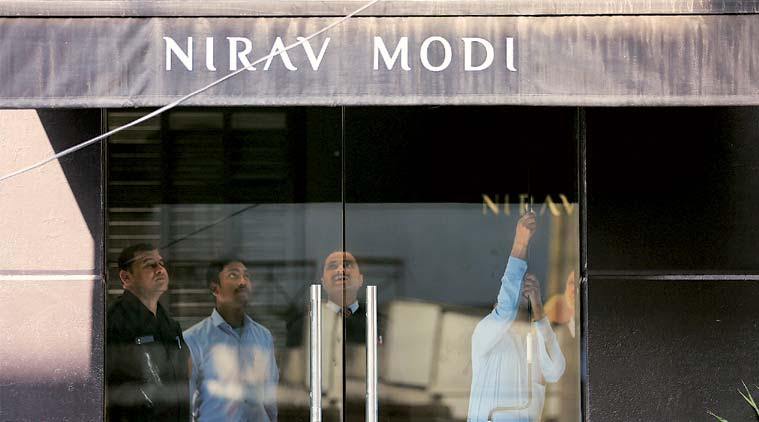 The PNB-Nirav Modi fraud highlights the failure of operational risk management and auditing systems