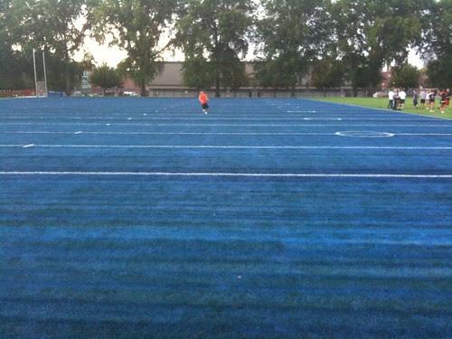 Blue Turf at OSU