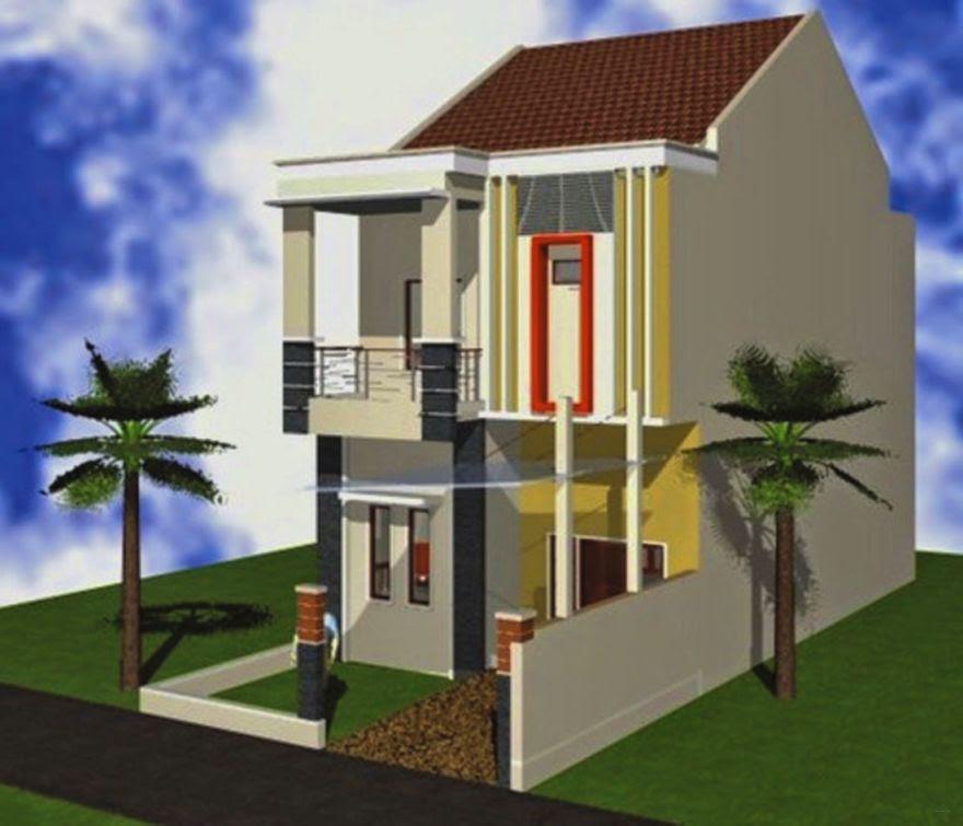 Model Rumah Minimalis Type 36 Lantai 2, Inspirasi Terkini!