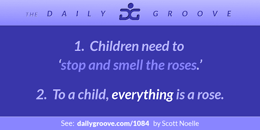 Nothing but Roses | The Daily Groove