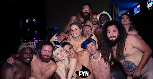Florida Young Naturists' Naked Spring Bash #7