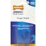 Nylabone - Advanced Oral Care Finger Brush 2 Count